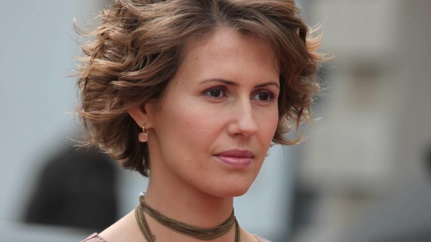 Жена Асада опубликовала обращение после своей госпитализации