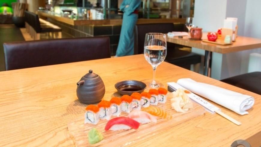 """Фото: Максим Кулачков, """"«МИР 24»"""":http://mir24.tv/, суши, японская кухня"""