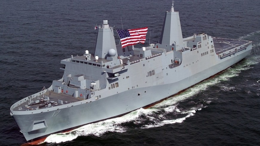 Назад в 1950-е? США возродили второй флот для «сдерживания держав» в Атлантике