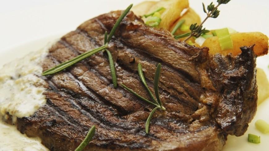 © Фото: «Мир 24», блюдо, мясо, стейк, еда, кулинария