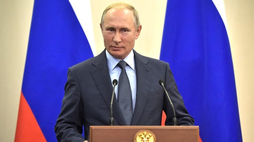 Путин: «Северный поток – 2» нужен Европе