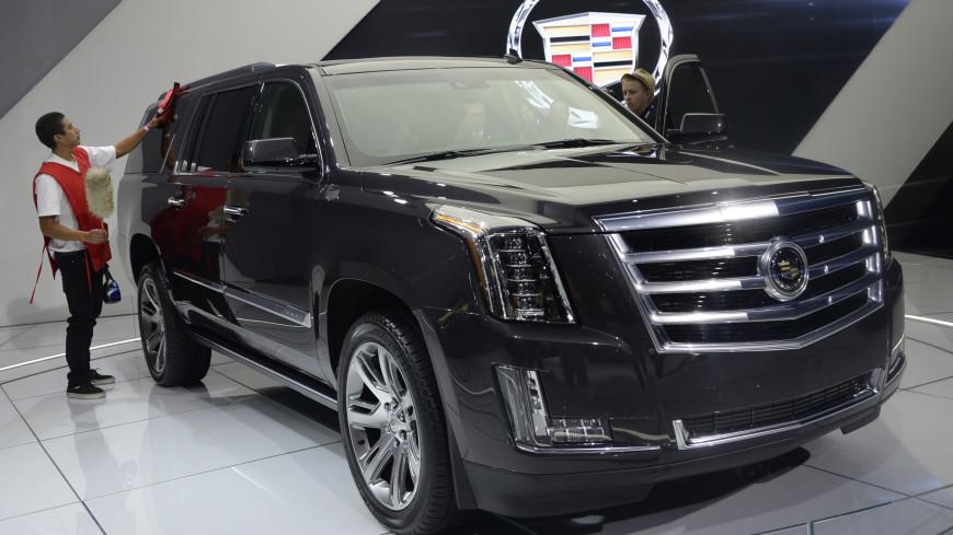Cadillac готовит новую версию легендарного внедорожника Escalade
