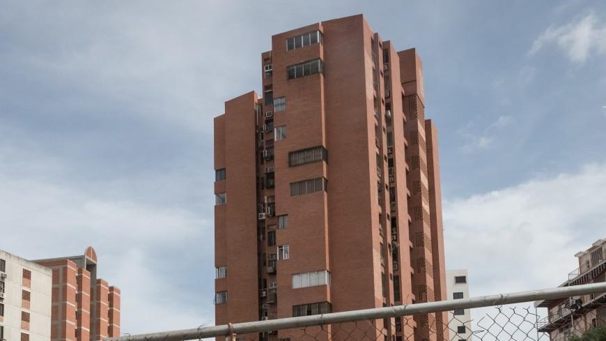 Может рухнуть: в Венесуэле после землтерясения накренился небоскреб