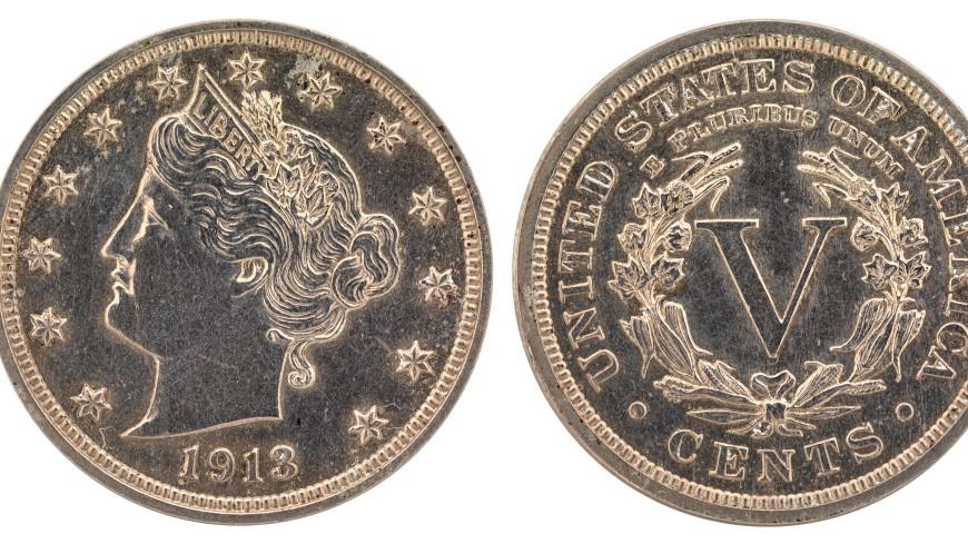 Редчайшая монета ушла с молотка в США за $4,56 млн