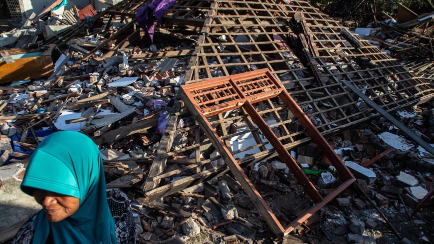 Землетрясение в Индонезии: число погибших выросло до 436 человек