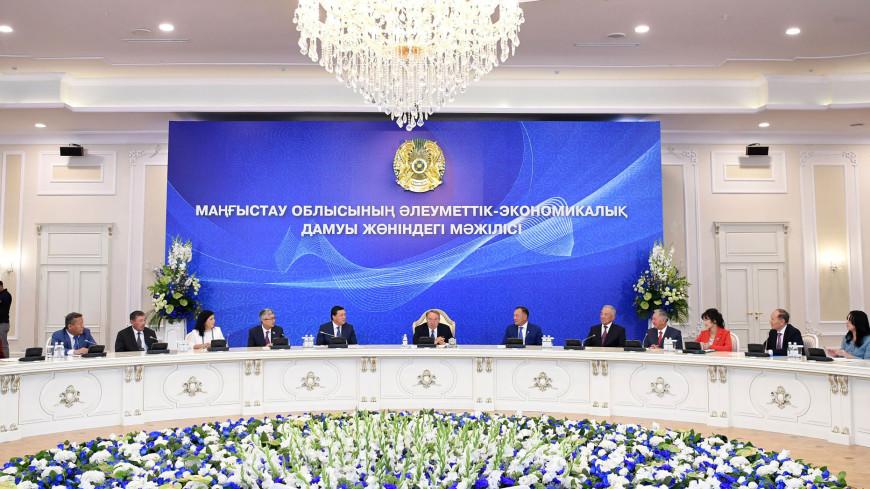 «Мы шли к этому 20 лет»: Назарбаев назвал документ о статусе Каспия историческим