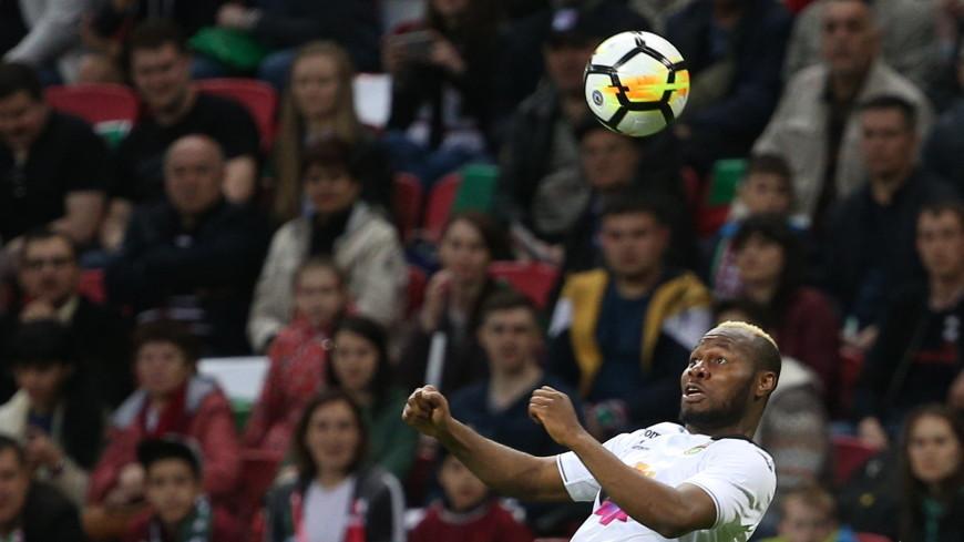 Впервые в своей истории «Уфа» победила  в еврокубках в матче Лиги Европы