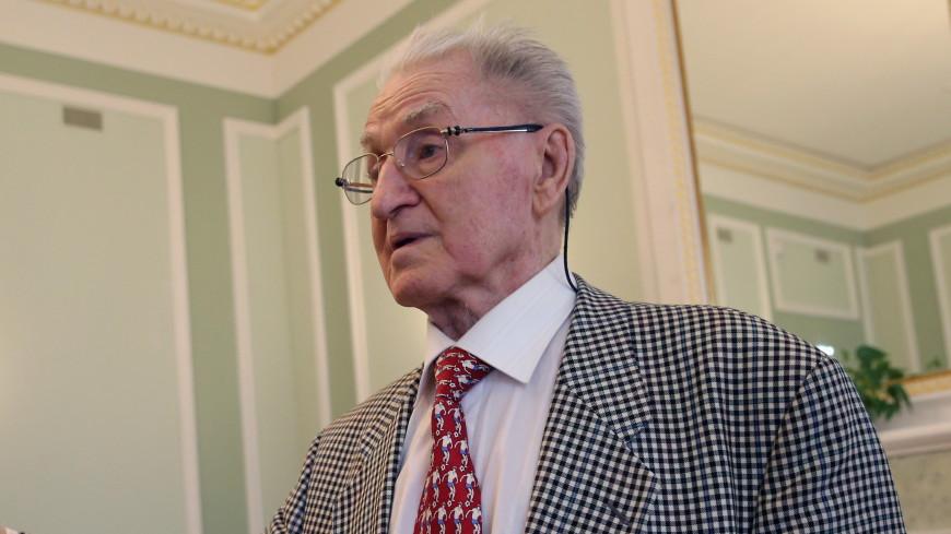 Умер ветеран «Спартака», олимпийский чемпион Алексей Парамонов