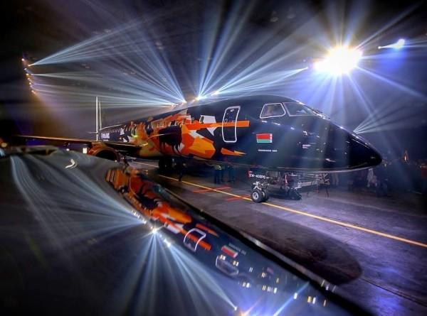 В Беларуси показали новый самолет – «Танколет»