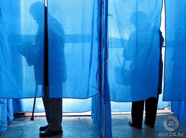 Губернаторские выборы в Приморье: все кандидаты отдали свои голоса