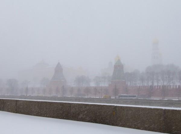 В Москве на этой неделе выпадет больше трети месячной нормы осадков
