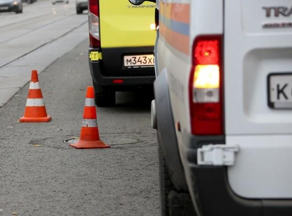 После взрыва газа в жилом доме в Вологде ввели режим ЧС
