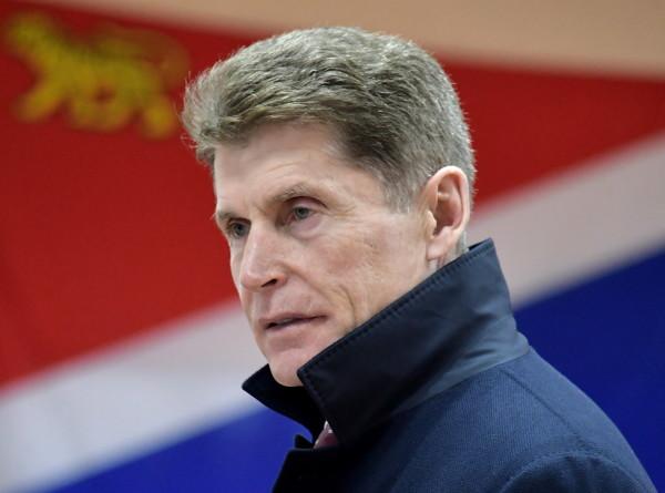 Кожемяко выиграл выборы на пост губернатора Приморья