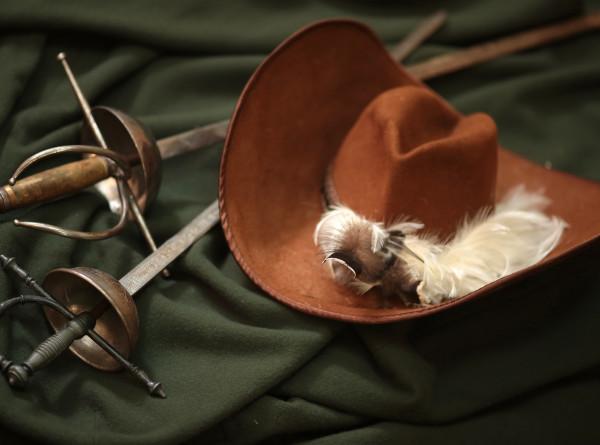 Тест: Кто вы из мушкетеров?
