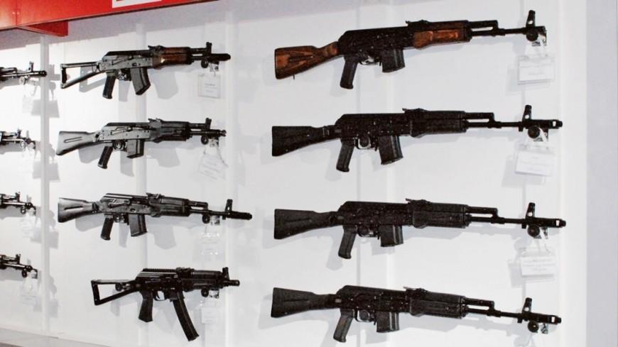 Фото предоставлено пресс-службой концерна «Калашников», автомат калашникова, склад оружия, калашников, автомат