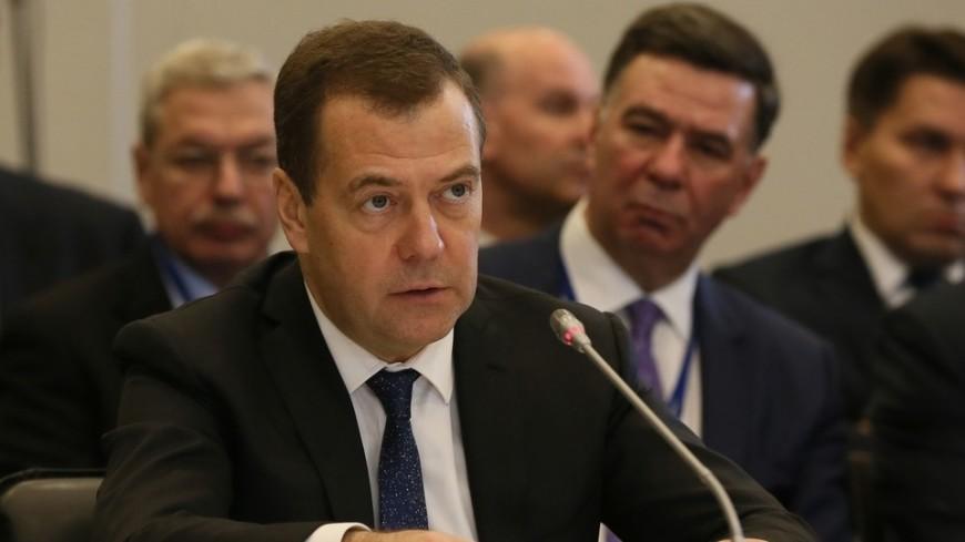 Медведев об иностранных инвестициях: Стране достаточно и своих