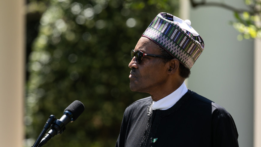 Нигерийский президент опроверг слухи о своем двойнике
