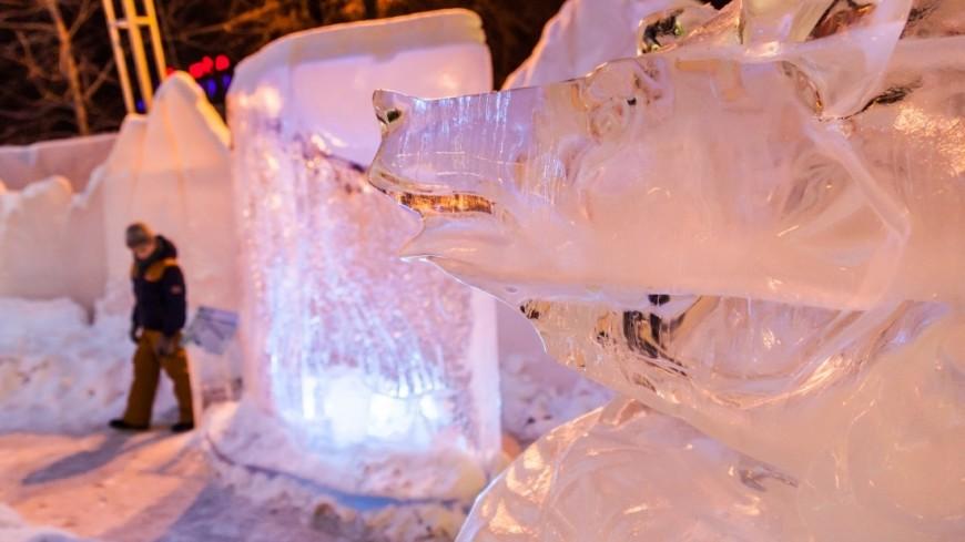 """Фото: Артем Куковский (МТРК «Мир») """"«Мир 24»"""":http://mir24.tv/, сокольники, лед, ледовые фигуры"""
