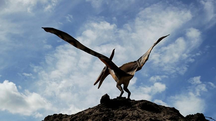 Динозавры спасались от жары благодаря длинному носу