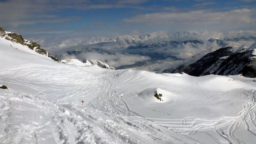 """Австрия, Лыжи Фото: Мария Чегляева, """"МТРК «Мир»"""":http://mirtv.ru/, зимний туризм, австрия, лыжи, горы"""