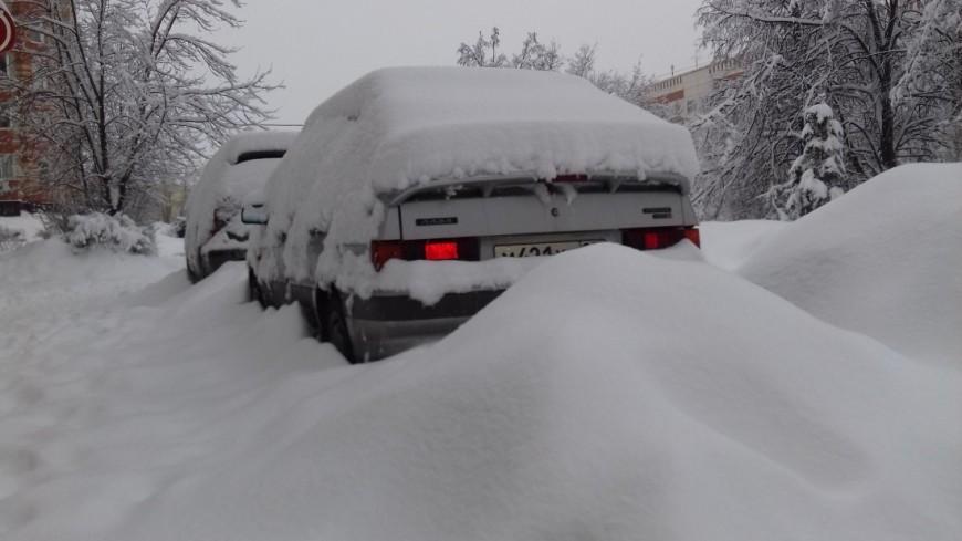 Сюрпризы декабря: Сочи накрыл мощный снегопад, а в Краснодаре потоп