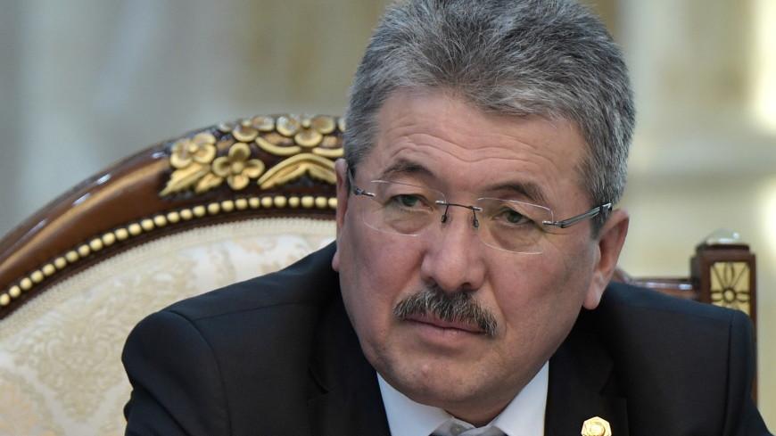 Отправлен в отставку министр финансов Кыргызстана