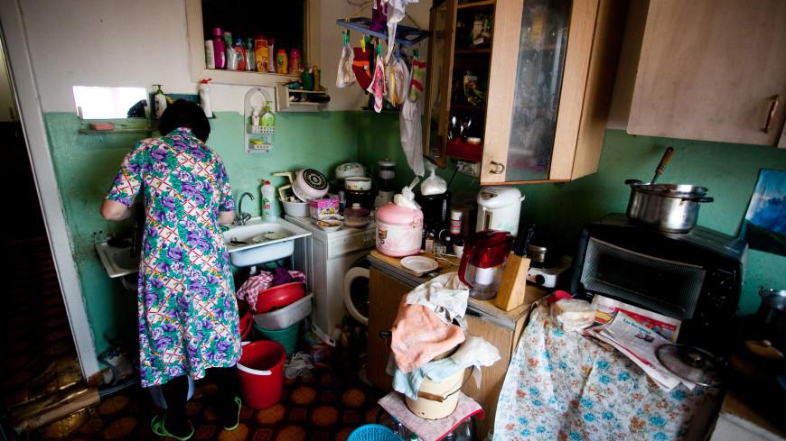 В Петербурге нашли 58-комнатную квартиру с одной кухней