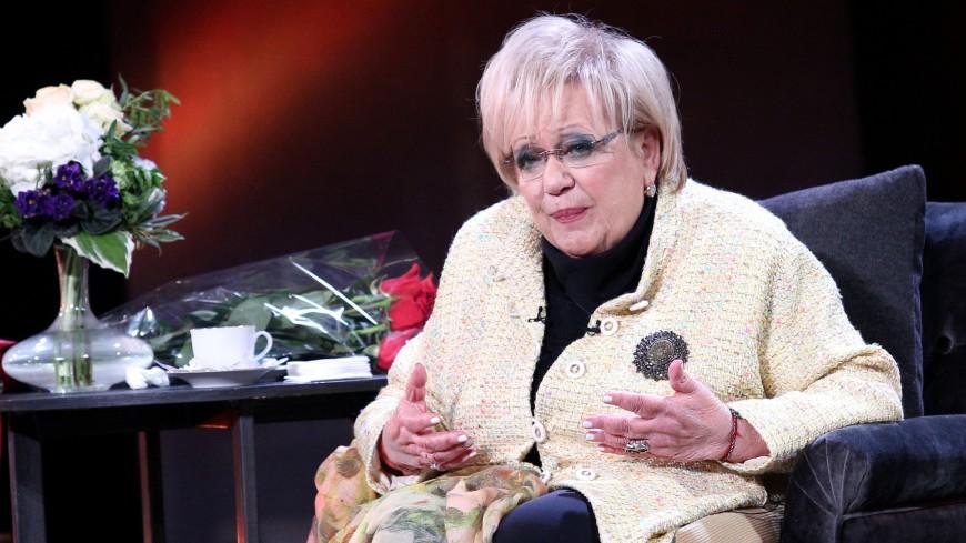Лучший подарок: Галина Волчек встретила юбилей в обновленном театре