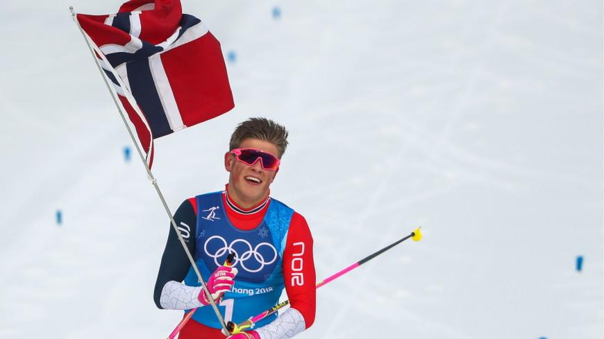 Норвежский лыжник Клебо попал в аварию