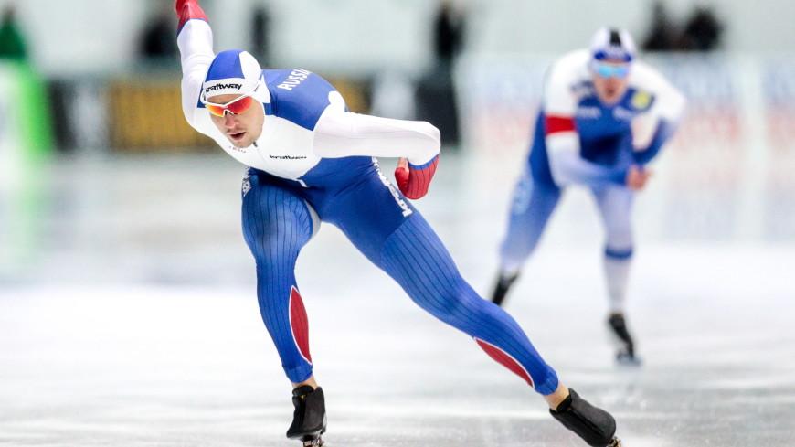 Кулижников победил на дистанции 500 метров на этапе Кубка мира в Херенвене