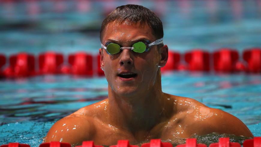 Пловец Морозов взял серебро ЧМ на дистанции 100 м вольным стилем