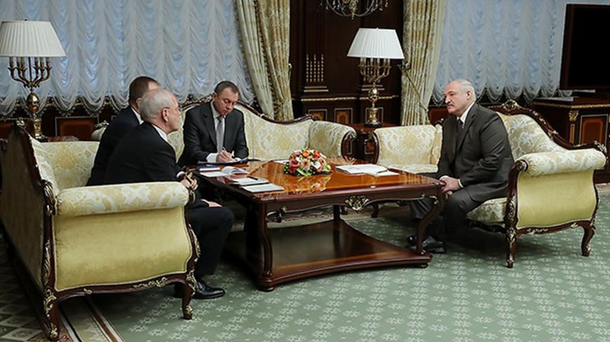 Лукашенко: Беларусь заинтересована в немецких инвестициях и технологиях