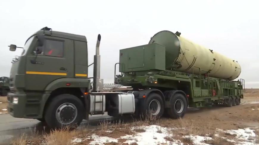 Минобороны показало пуск новой ракеты системы ПРО для обороны Москвы