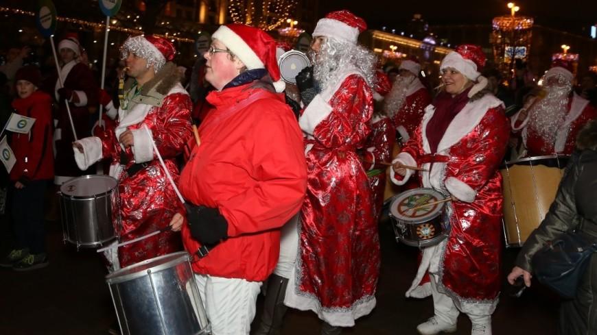 Зимние волшебники: Деды Морозы стран Содружества исполняют желания
