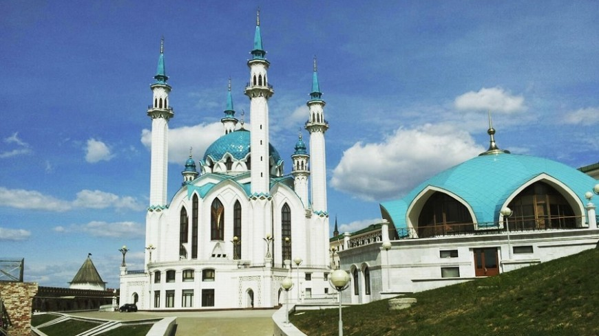 """Фото: Мария Чегляева, """"«МИР 24»"""":http://mir24.tv/, кремль казань, мечеть, казань"""