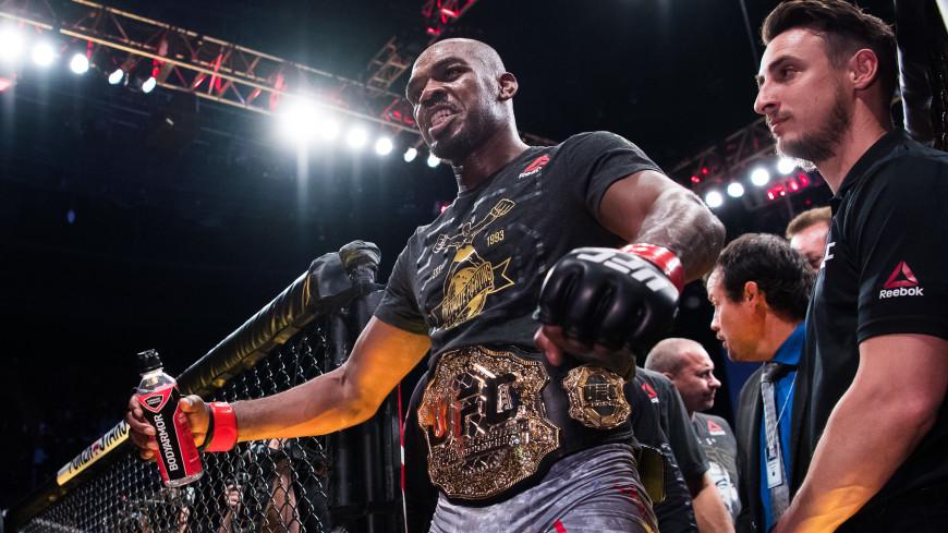 Возвращение титана. Джон Джонс вернул титул чемпиона UFC в полутяжелом весе