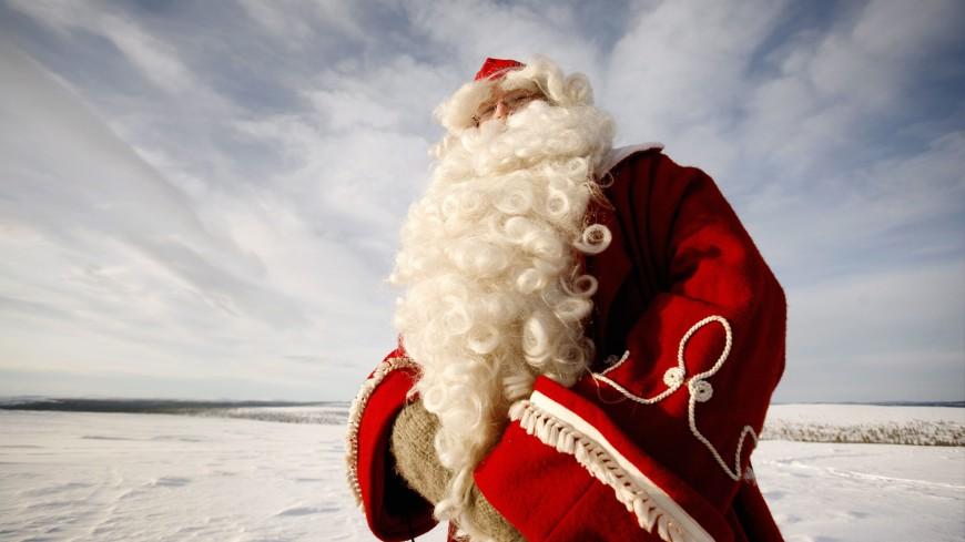 Финская полиция рассказала о злостном нарушителе ПДД Санта-Клаусе