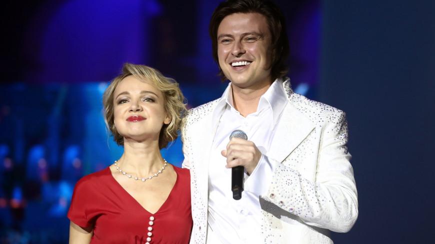 Тоша и Тимоша: Цымбалюк-Романовская и Шаляпин показали «детей»