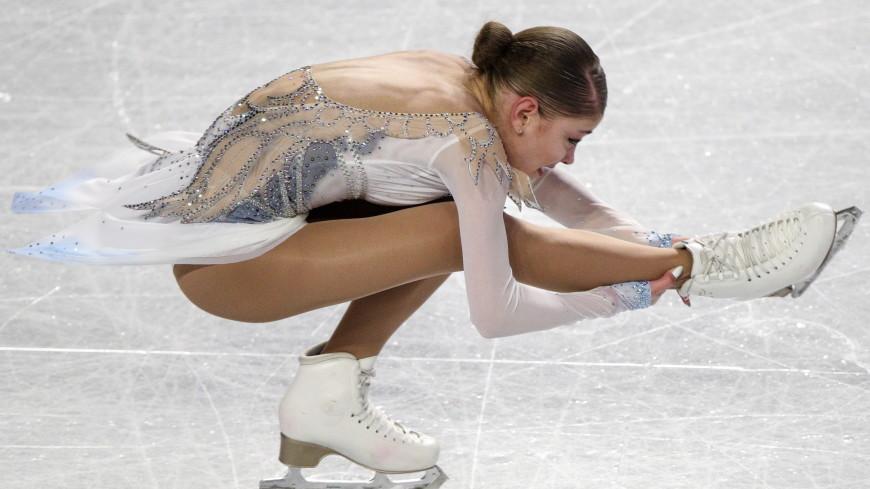 Россиянки отличились в короткой программе в финале юниорского Гран-при