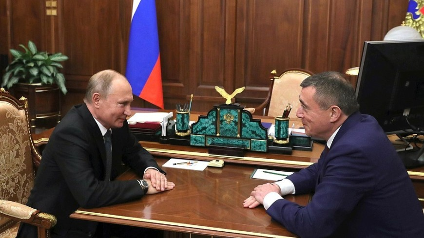Врио губернатора Сахалинской области стал Лимаренко