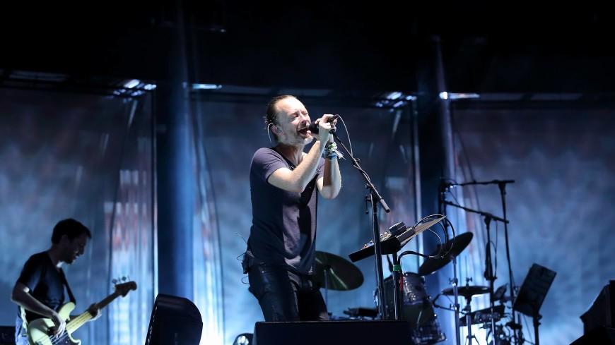 Зал славы рок-н-ролла пополнится легендарными Radiohead и Def Leppard