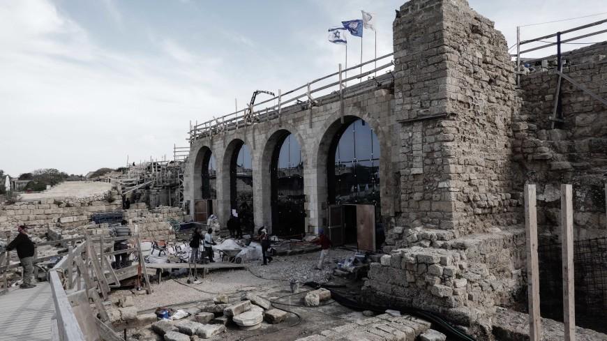 В Иерусалиме нашлось кольцо, потерянное два тысячелетия назад