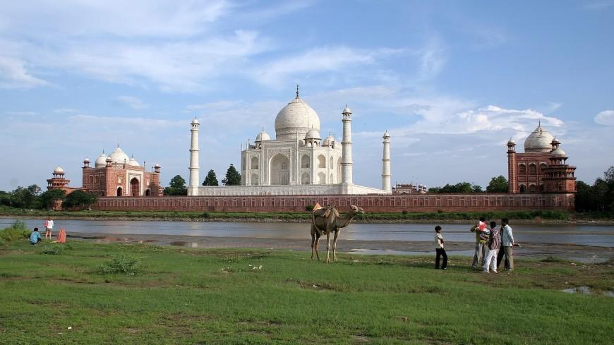 Индийские власти повысили стоимость входного билета в Тадж-Махал