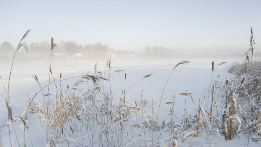 Зима (снег, сугроб, холод, мороз)