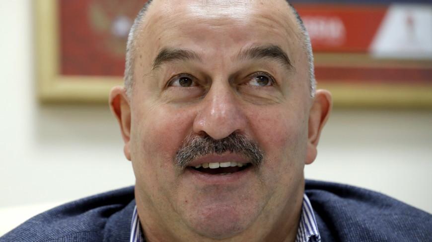 Тренер сборной России Черчесов – «Человек года» по версии Eventida IPRA