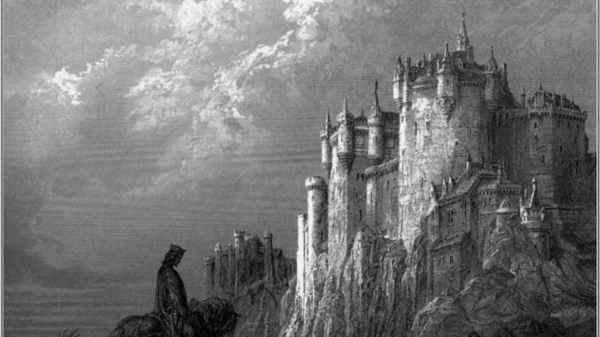 Ученый рассказал, где располагался замок короля Артура