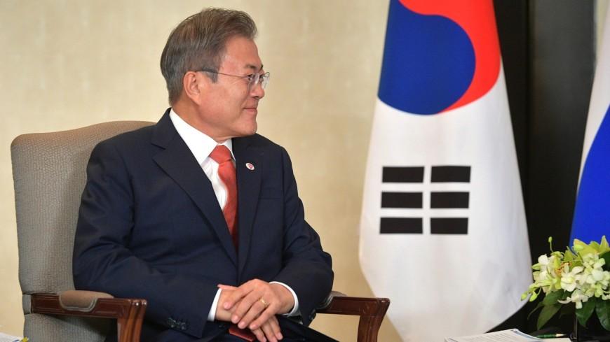 Мун Чжэ Ин оценил усилия Путина по корейскому урегулированию
