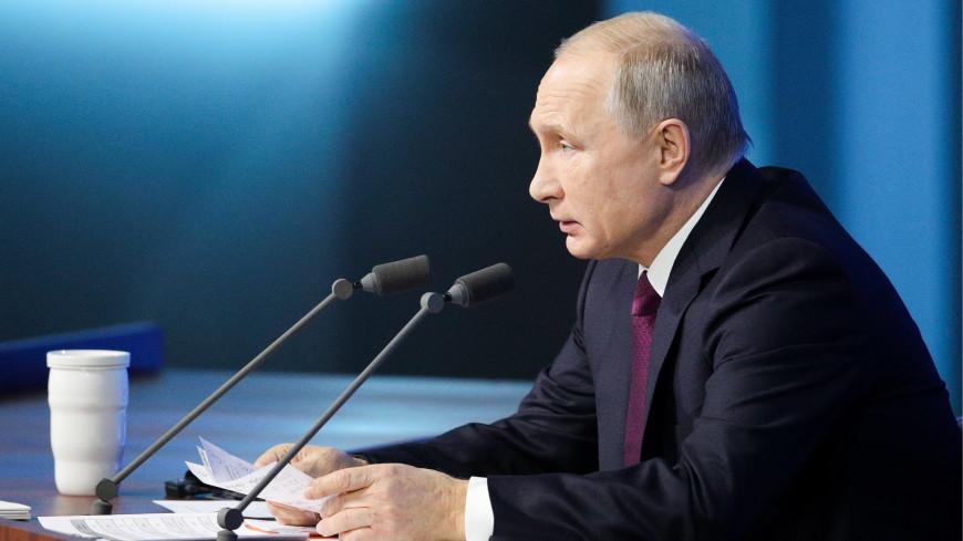 Путин заявил об увеличении продолжительности жизни россиян