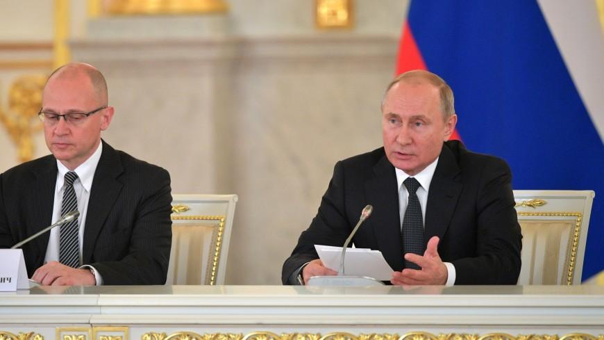 Путин: Вопрос соблюдения прав заключенных находится в поле зрения власти