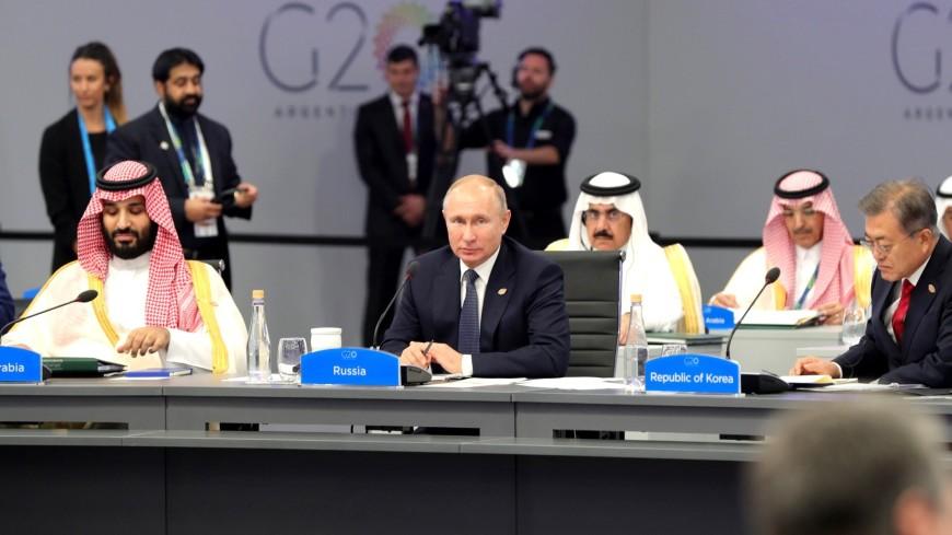 Путин и принц Саудовской Аравии обсудили ситуацию на нефтяном рынке
